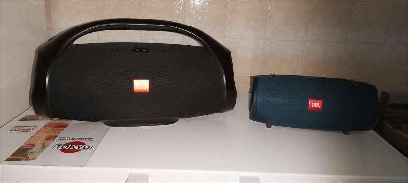 Speaker JBL Boombox y Xtreme 2 - 0